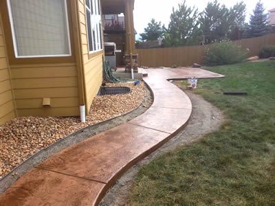 concrete contractor Arvada Colorado